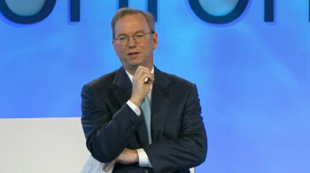 Eric Schmidt talking about Chrome notebooks