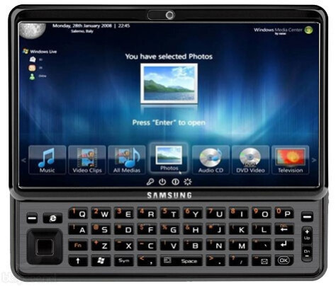 """Samsung Gloria to be a 10"""" Windows 7 tablet with a slide-out keyboard"""