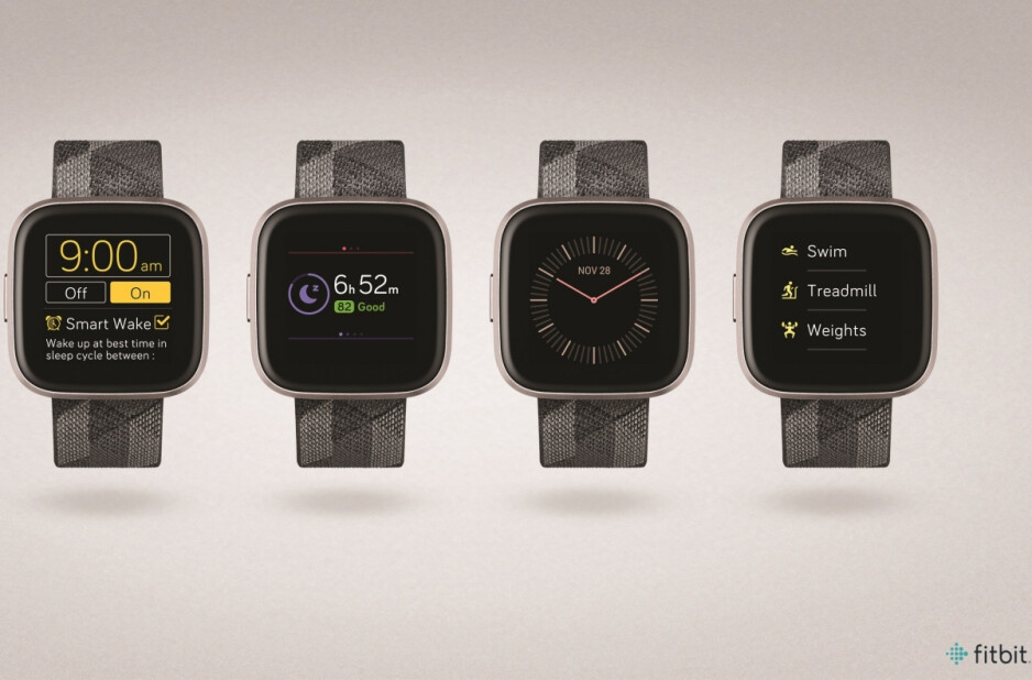 That's a lot of interesting new features coming soon to the Versa 2 - Fitbit smartwatches will soon get a bunch of exciting new features with a major software update