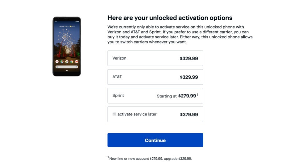 Black Friday has come early for Pixel 3a and Pixel 3a XL shoppers at Best Buy