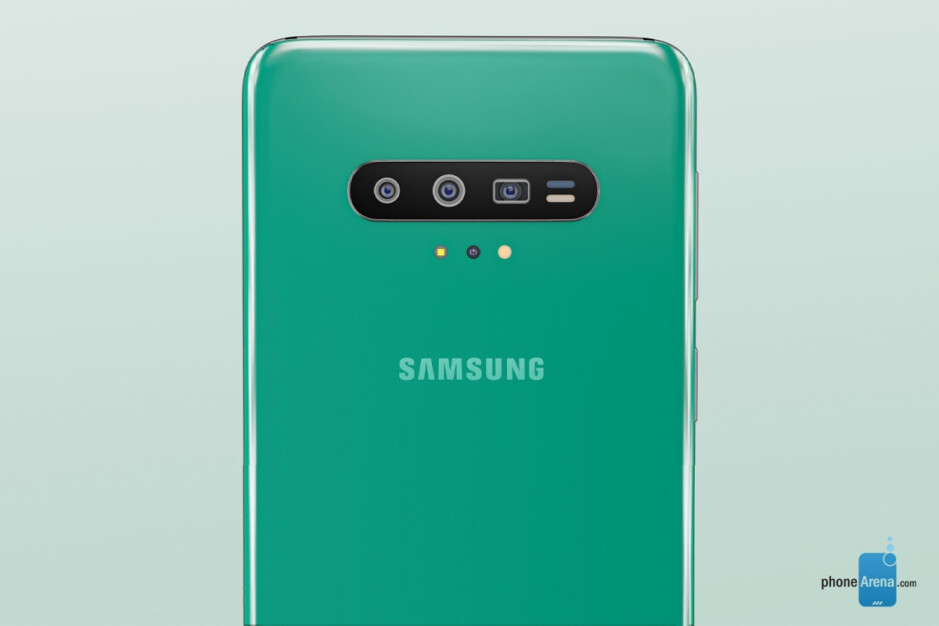 This is the expected triple lens setup of the Galaxy S11 - Samsung's Galaxy S11 will come with a refined design snubbing a big new trend
