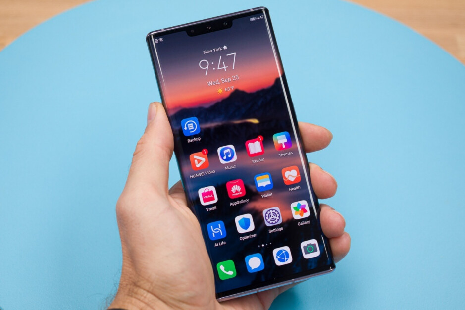 The Mate 30 Pro is one of the world's earliest waterfall screen adopters - Samsung's Galaxy S11 will come with a refined design snubbing a big new trend