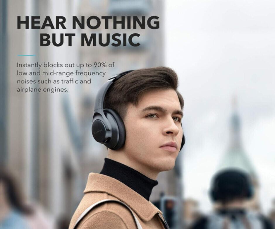 Anker Soundcore Life Q20 - Best wireless headphones to buy in 2020