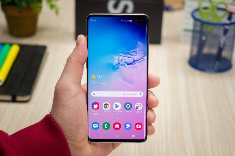 The S10 Lite is expected to be larger than the S10 Plus - Key Galaxy S10 Lite specs confirmed by the FCC ahead of probable December launch