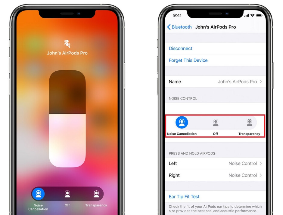 AirPods Pro lets users switch between Noise Cancellation, Transparency mode and disabling both features - Strong demand will result in Apple AirPods shipments rising 100% this year