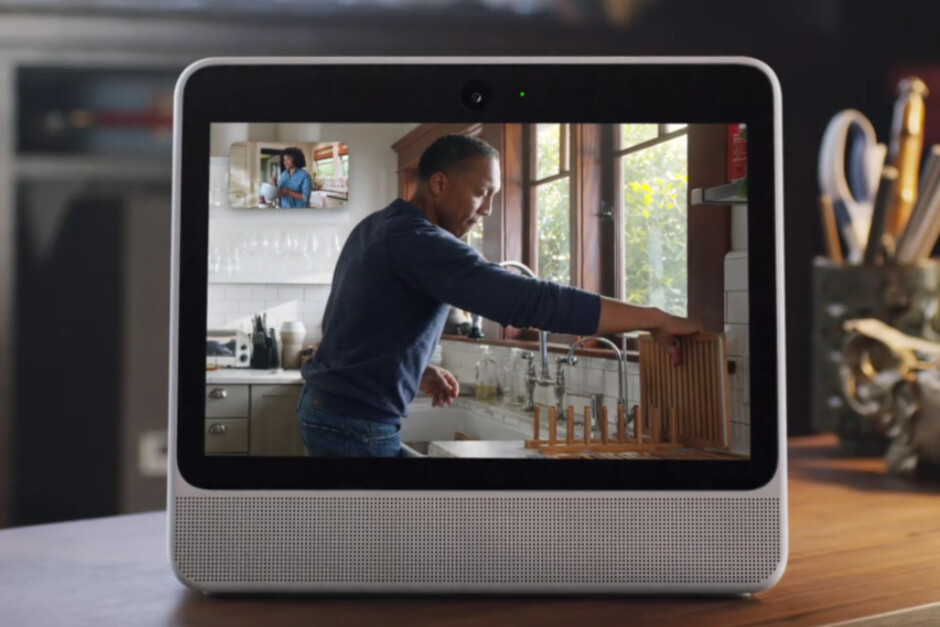 Facebook is allegedly working on an AI assistant for its Portal smart display - Facebook reportedly tested a facial recognition app
