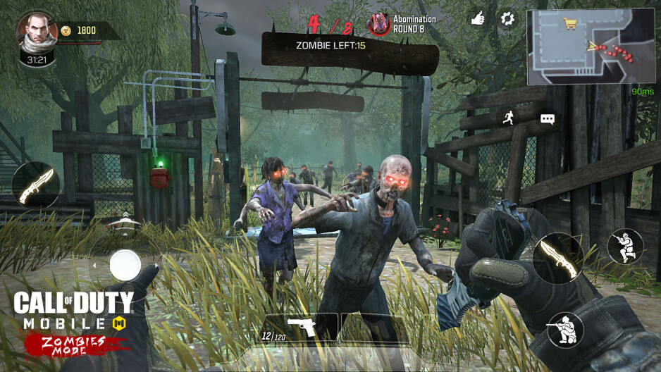 Activision details Call of Duty: Mobile's new Zombies mode, controller support