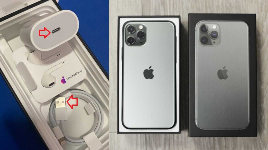Box with Apple iPhone 11 Pro Max was accidentally sealed with a Type-A to Lightning cable inside - Make sure that what happened to this iPhone 11 Pro Max buyer didn't happen to you