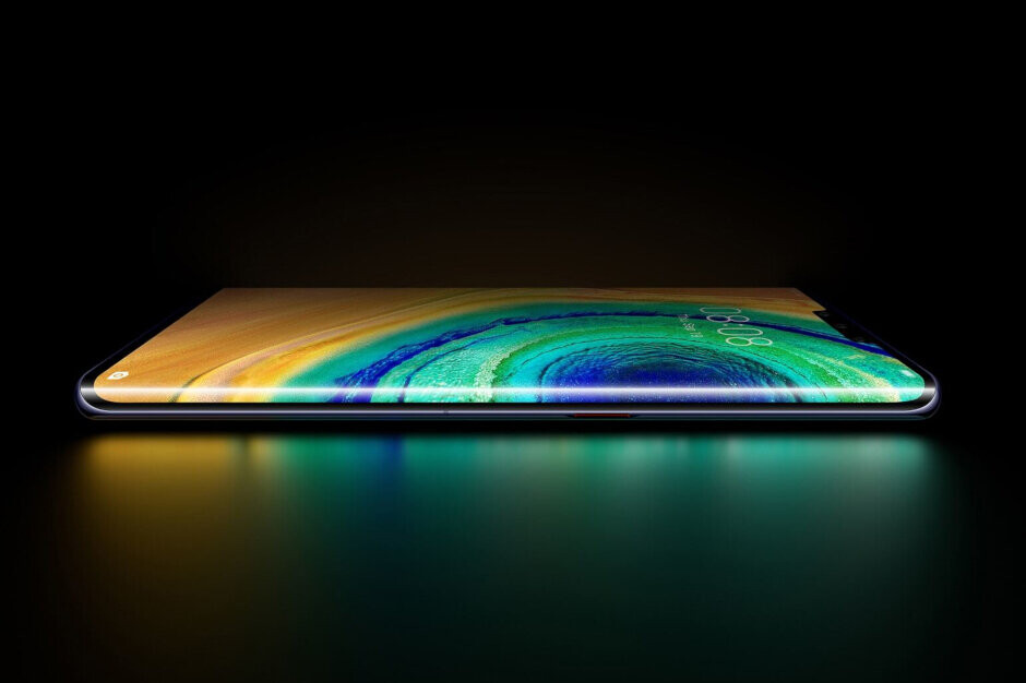 The Huawei Mate 30 Pro, the company's current flagship phone, has an open-source version of Android installed - U.S. planning to tighten the noose around Huawei