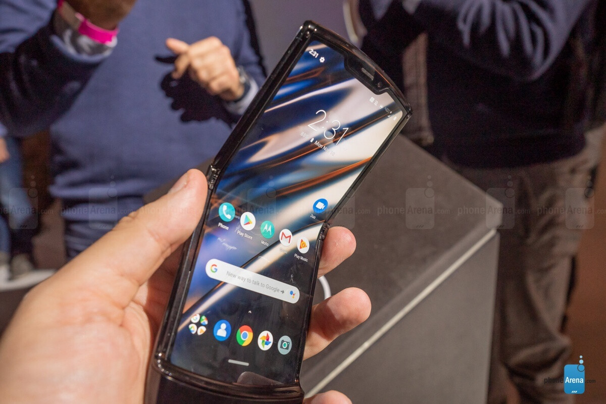 The 2019 Motorola Razr is hardly what we'd call affordable, but it does carry a lower price point than its current competitors - Samsung's imminent Motorola Razr rival might be a lot cheaper than you expect