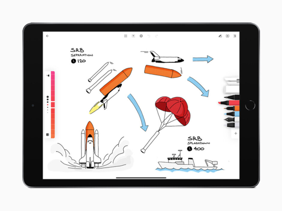 Flow by Moleskine - These are the best apps and games of 2019 according to Apple