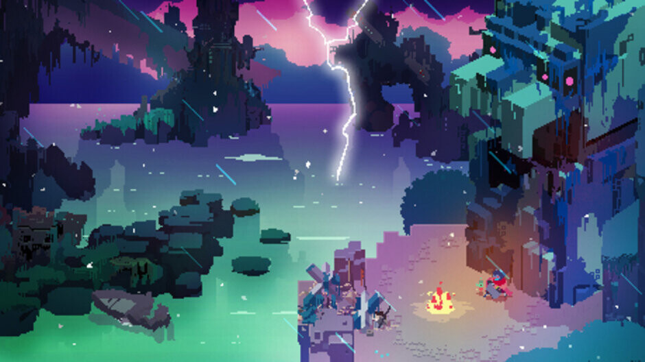 Hyper Light Drifter - These are the best apps and games of 2019 according to Apple