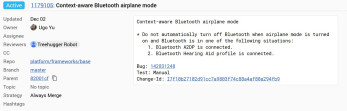 Context-aware Bluetooth airplane mode could be a new feature found in Android 11 - Airplane mode might get more intelligent in Android 11