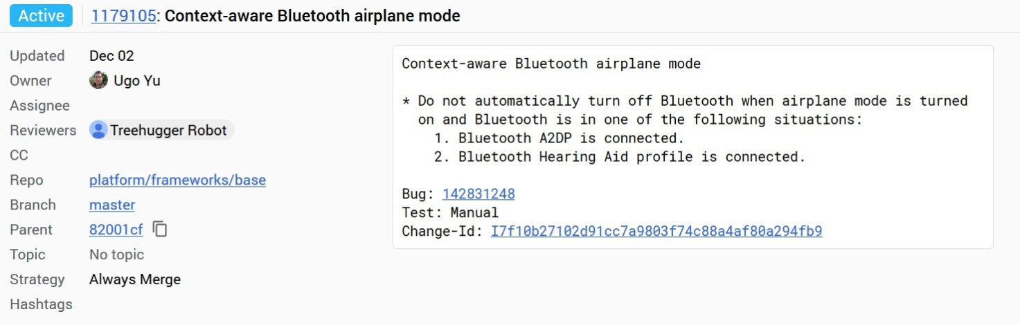 Airplane Mode Might Get More Intelligent In Android 11 Phonearena