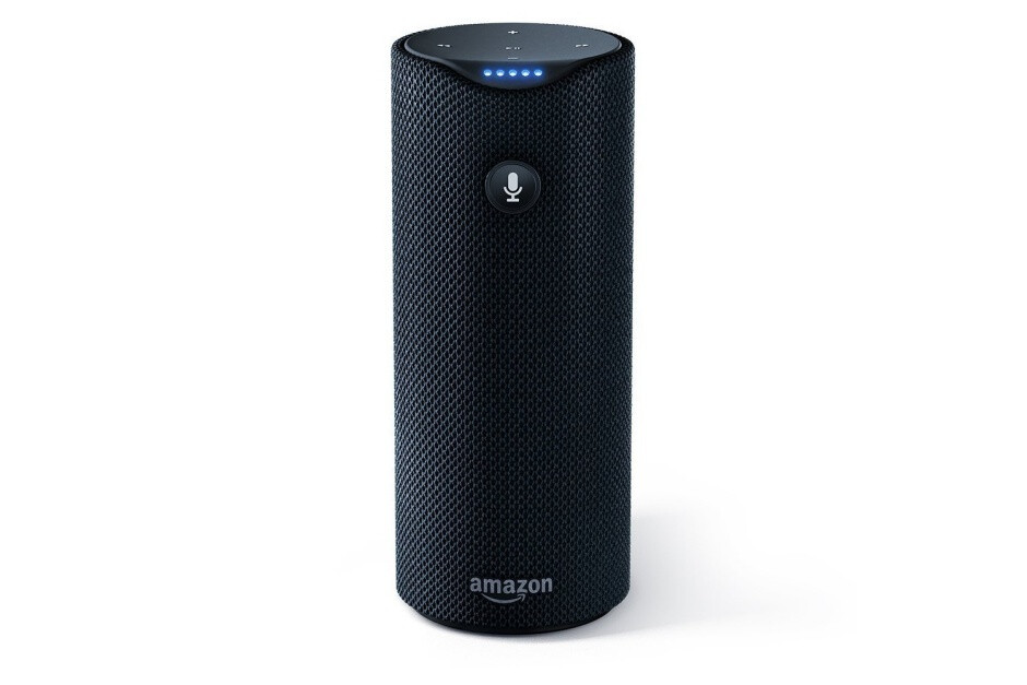 The Amazon Tap was tall, cylindrical, and not very popular - Amazon releases its first portable smart speaker in years, but you can't have it in the US yet