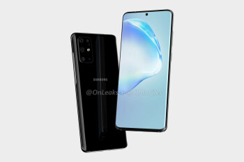 Samsung Galaxy S11 concept render based on CAD files - The Galaxy S11 will reportedly introduce a huge video recording upgrade