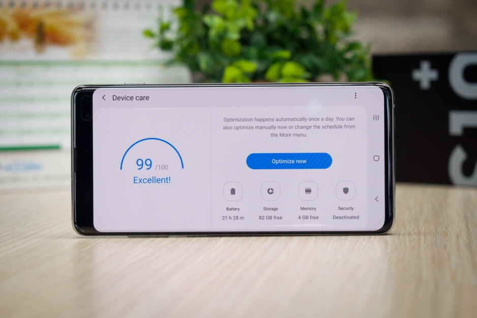 Galaxy S10+ - The standard Samsung Galaxy S11 will pack an even bigger battery than previously expected