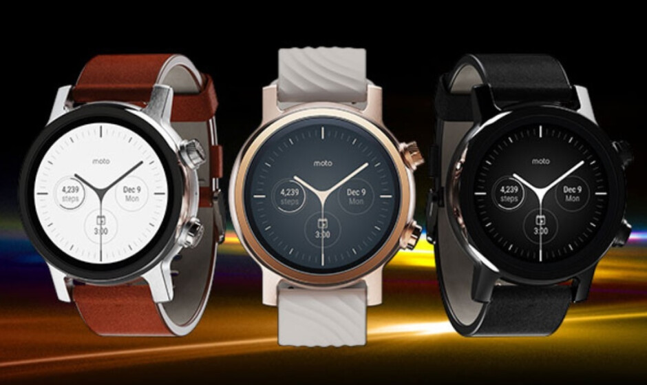 You can now pre-order the third-generation Motorola Moto 360 smartwatch - You can now pre-order the 3rd-gen Motorola Moto 360 smartwatch