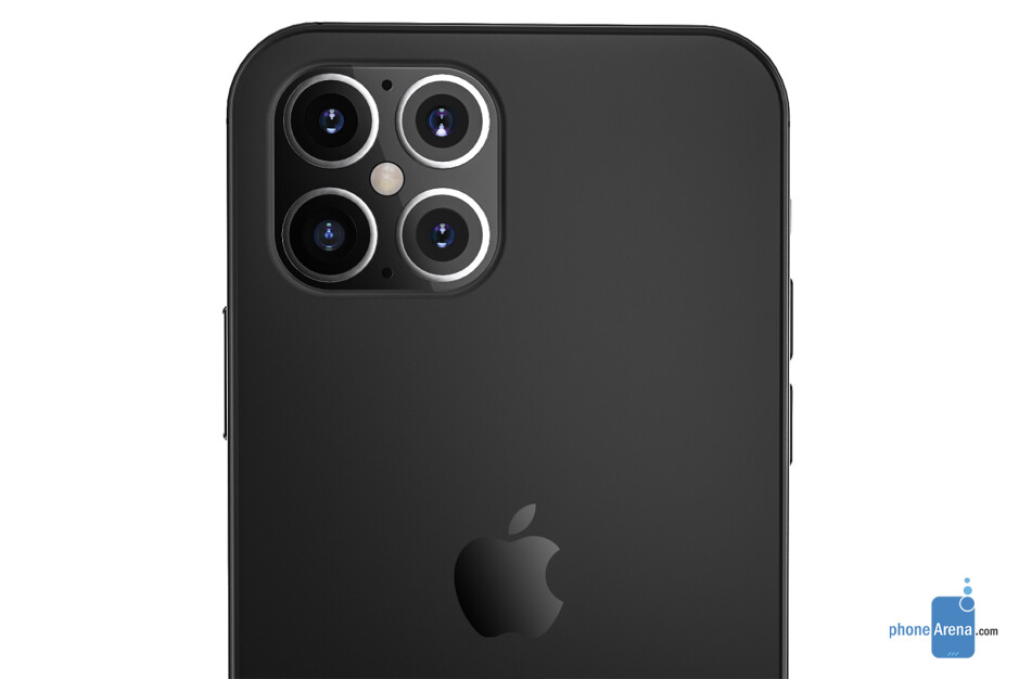 Apple iPhone 12 Pro concept render based on early information - Apple's 2020 iPhones could introduce this big camera upgrade