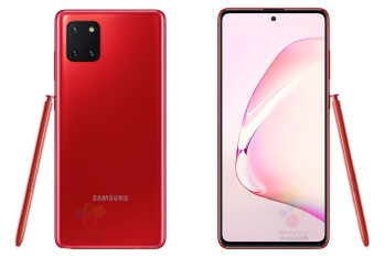 Detailed Galaxy Note 10 Lite spec sheet includes some surprises