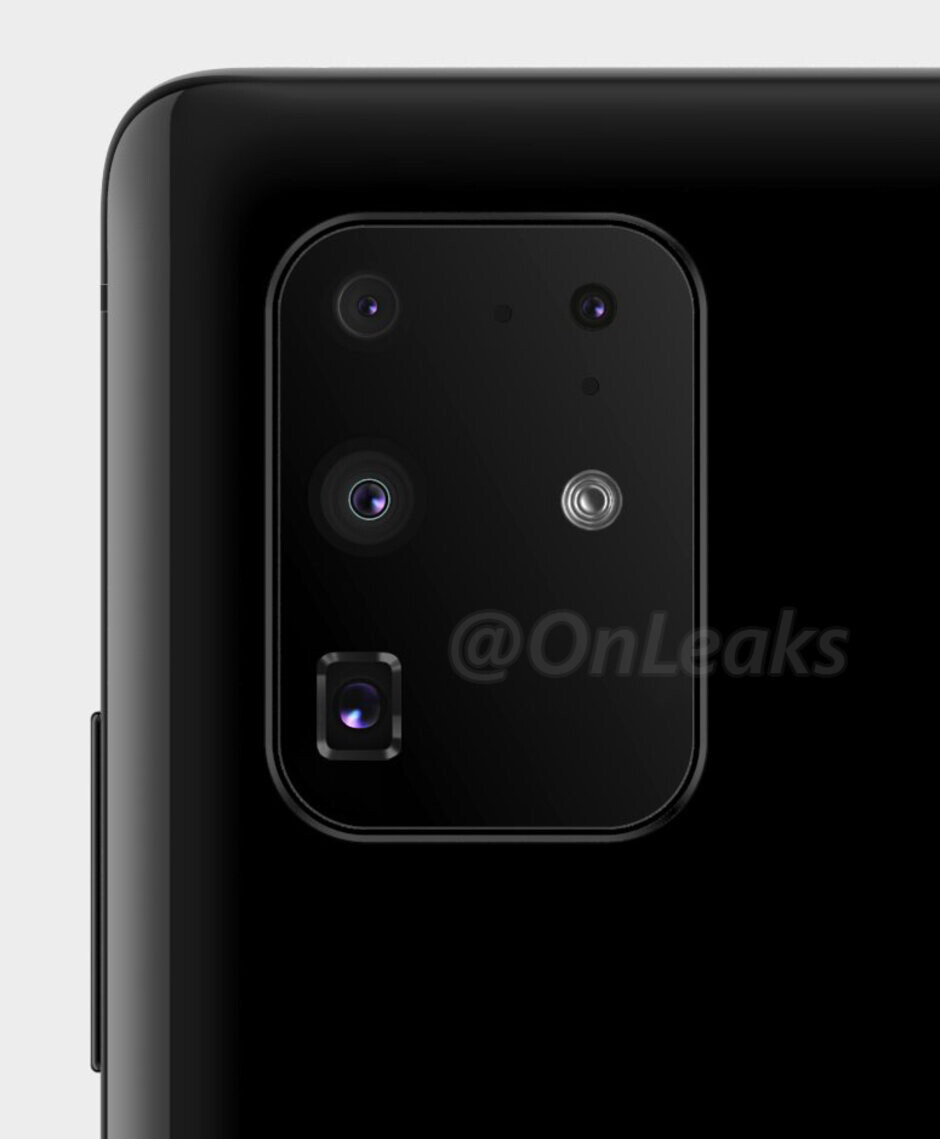 """Galaxy S11 """"final"""" camera setup revealed, puts early messy leaks to rest"""