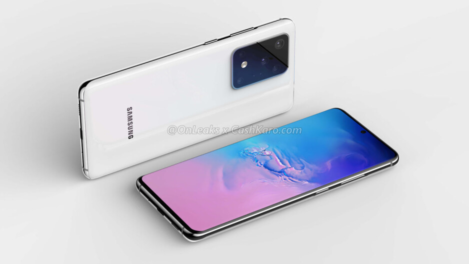 """A leak in late November alleged the Galaxy S11 might feature a crazy-looking camera. Now, a correction is issued saying the final look will be not as messy - Galaxy S11 """"final"""" camera setup revealed, puts early messy leaks to rest"""