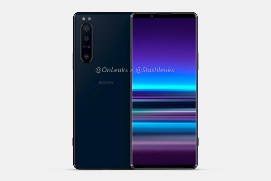 Sony Xperia 1.1 or Xperia 5 Plus CAD-based render - Sony's next Xperia flagship has leaked and it looks beautiful