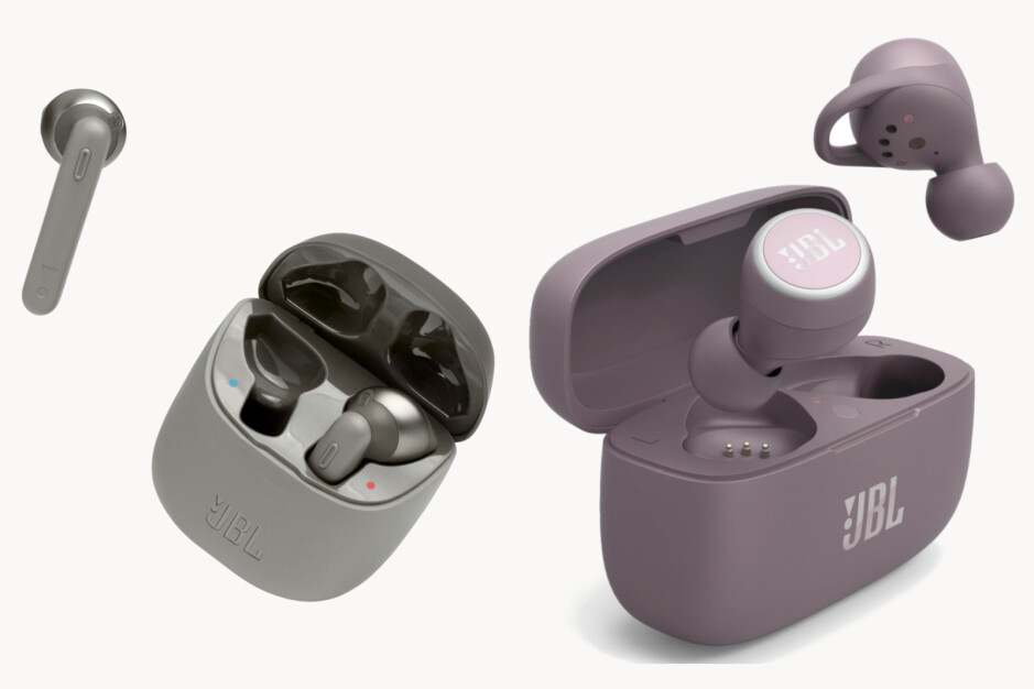JBL TUNE 220TWS and JBL LIVE 300TWS earbuds - Competition stiffens for Apple's AirPods as JBL and Panasonic launch new products