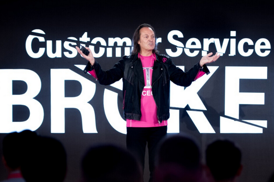 T-Mobile CEO John Legere - T-Mobile reports another industry-leading quarter and added 7 million new customers in 2019