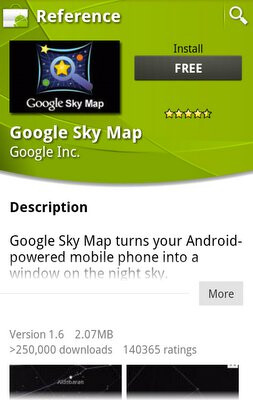 An improved Android Market is here