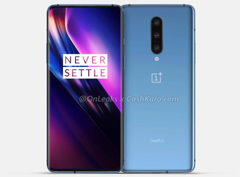 Verizon may release the OnePlus 8 5G as its first OnePlus phone