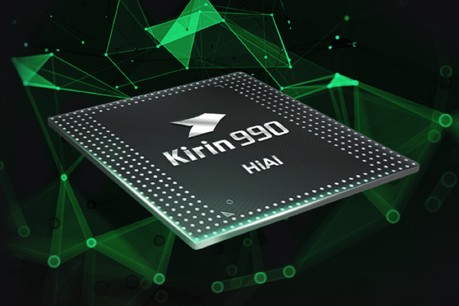 Huawei's current flagship Kirin 990 chip is made by TSMC using its 7nm+ process - Proposed U.S. rule change forces Huawei to make a shift in chip production