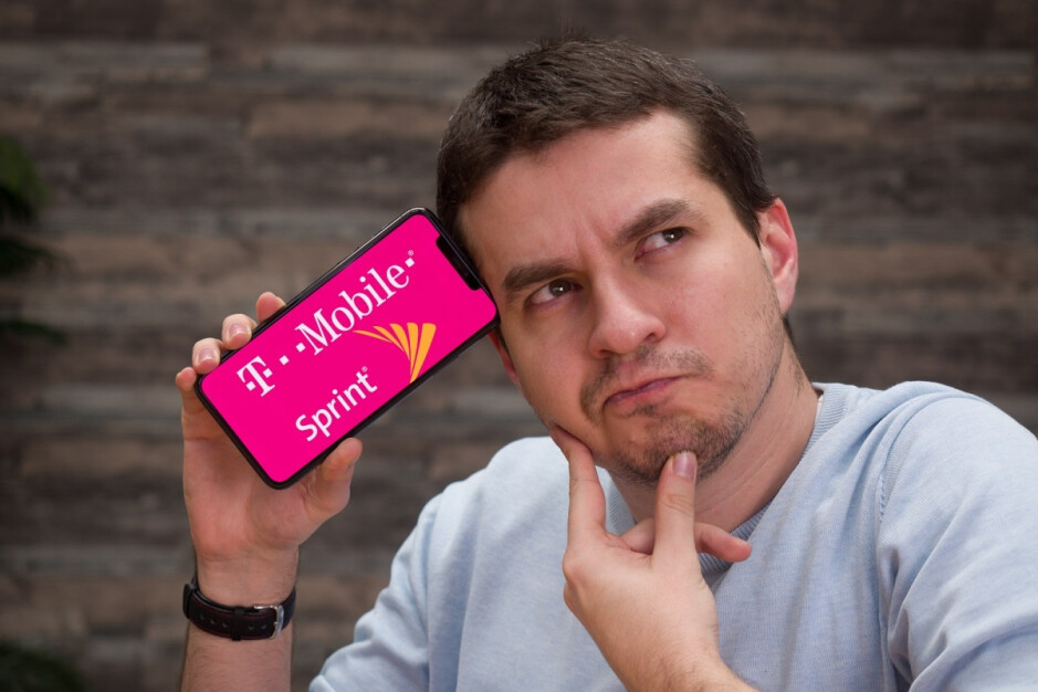 T-Mobile and Sprint react to the states' reaction to the DOJ's court filing last month