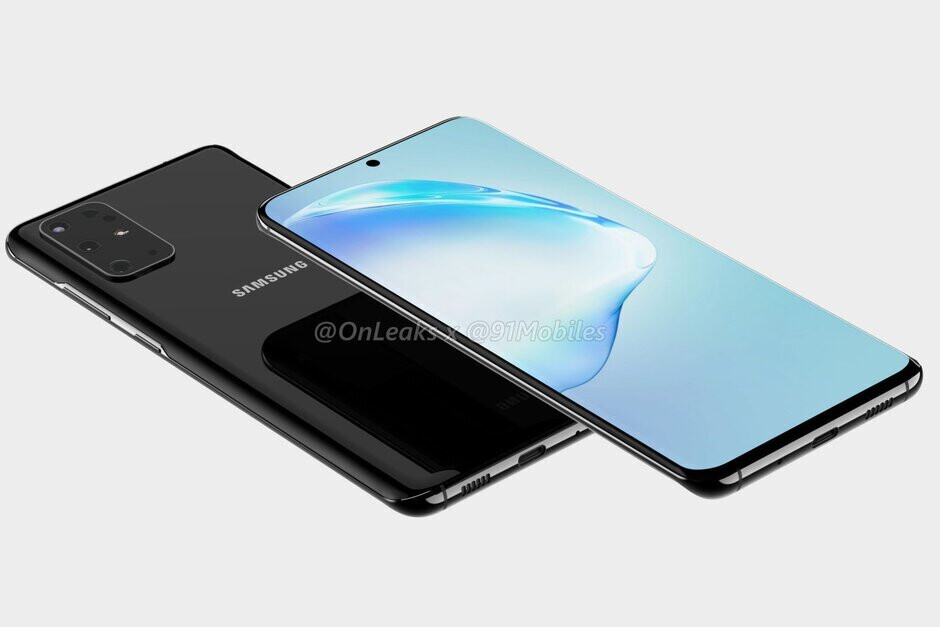 Latest leaks say it looks like that - The Samsung Galaxy S20 Ultra: price, release, specs, and features of the upcoming ultra phone
