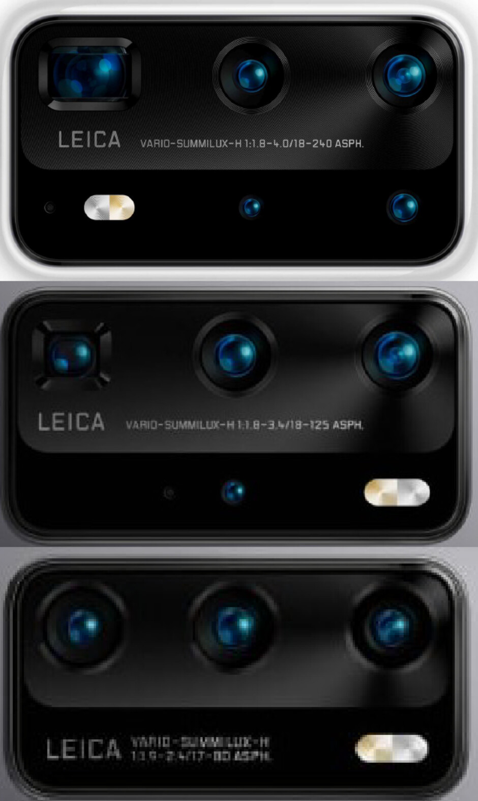 Premium Huawei P40 Pro variant leaks with five cameras