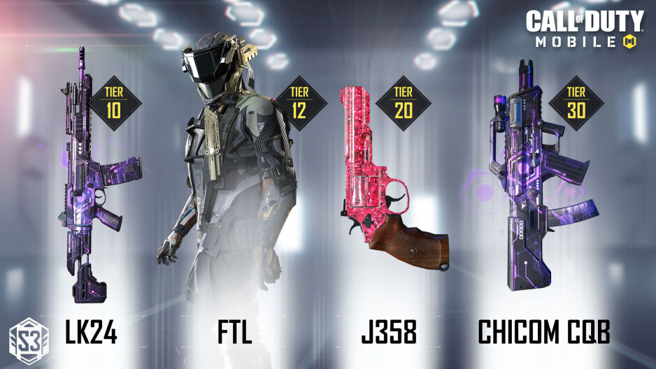 Call of Duty - Mobile Season 3 tier rewards - Call of Duty: Mobile kicks off Season 3 with new rewards, maps, modes and classes