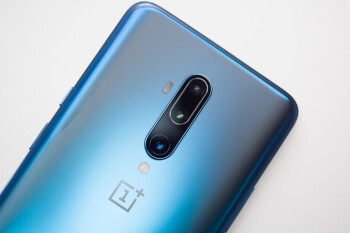 The OnePlus 8 Pro will feature a Time of Flight depth sensor on the back - OnePlus 8 Pro live photo shows the refresh rate choices that users will have