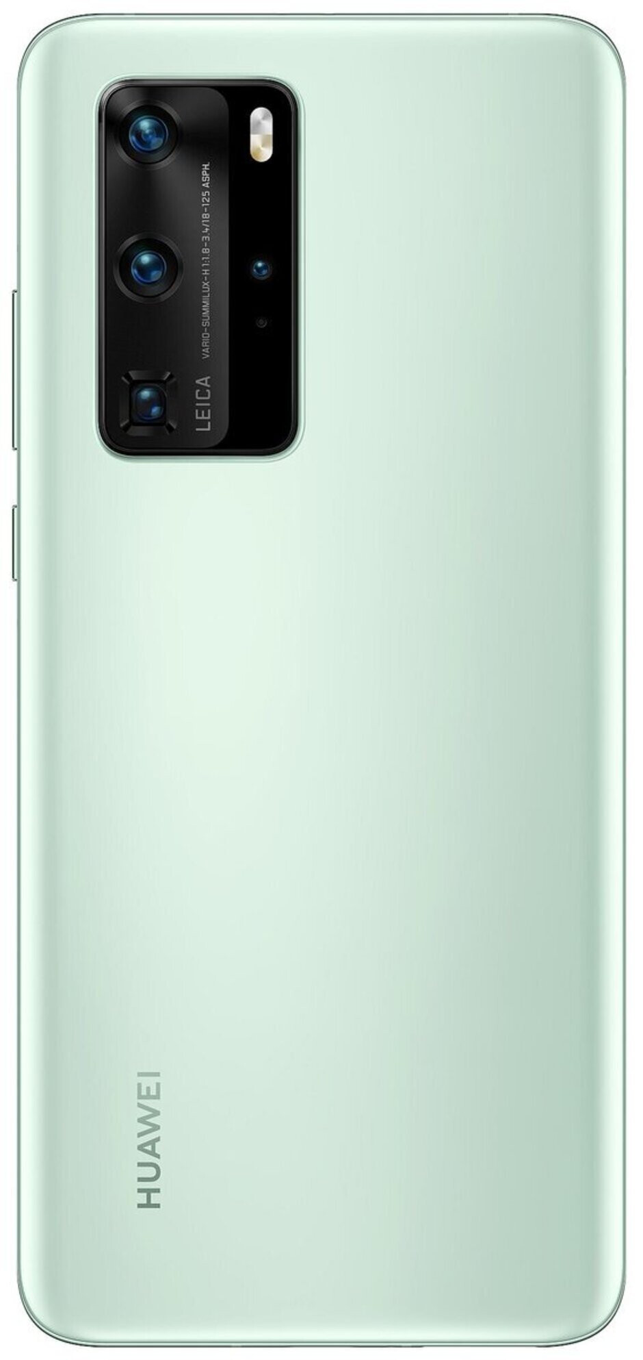 Huawei P40 Pro in mint green - Take a look at the Huawei P40 Pro in mint green