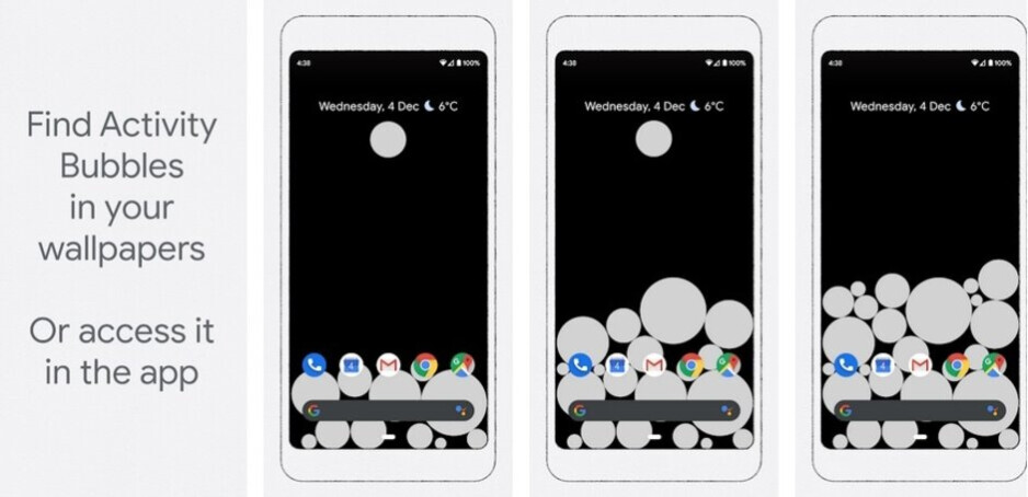 The Activity Bubble measures how many times an Android phone was unlocked and how long the screen was used for during the day - Google offers three apps to keep you from getting addicted to your phone