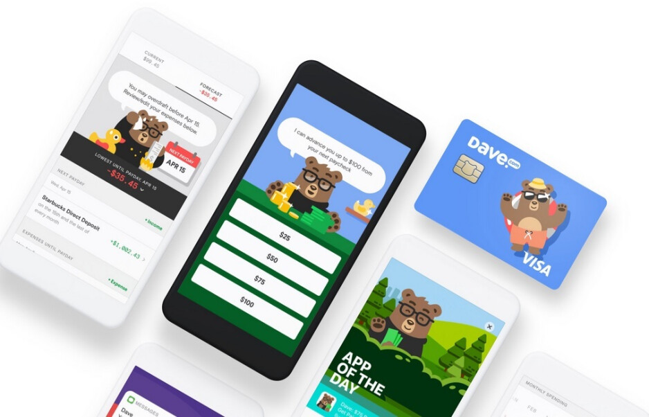 In the U.S., billionaire Mark Cuban's Dave app makes interest-free payday loans of up to $100 - Despite Google's ban, several apps provide short-term loans at ridiculously high interest rates