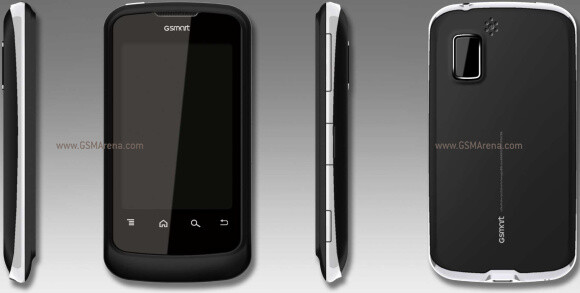 Gigabyte Gsmart Rola sports two SIM cards and Android 2.2