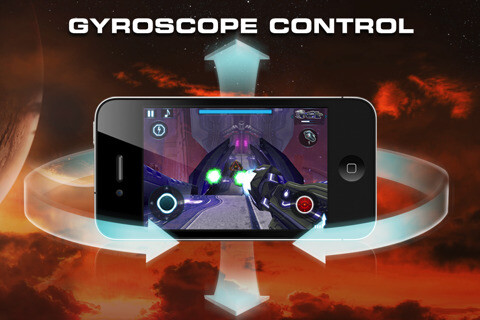Gyroscope phone