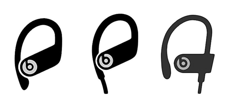 Powerbeats Pro (left), Powerbeats4 (middle), Powerbeats3 (right) - Apple's next wireless earbuds will look a lot like the Beats Powerbeats Pro