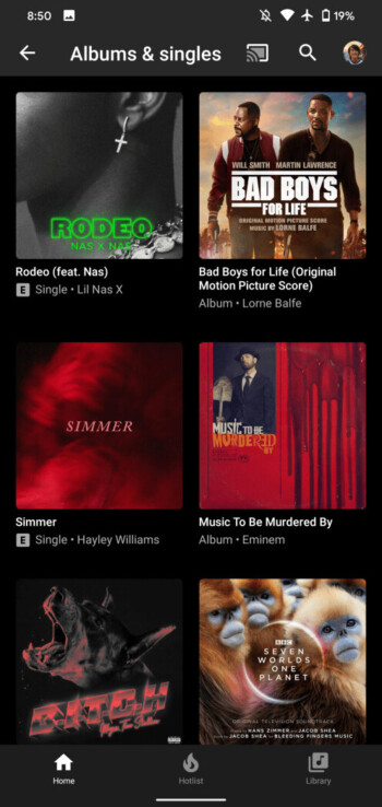 YouTube Music gains option to explore new releases on Android and iOS