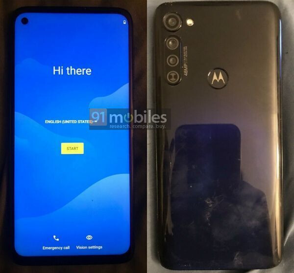 Leaked G Stylus pics show Motorola's answer to the Samsung Note and LG Stylo series