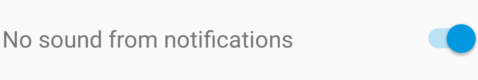 Android Auto disable notification sounds toggle - Android Auto update adds option to disable notification sounds