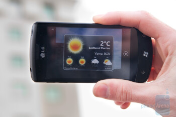 ScanSearch for the LG Optimus 7