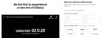 Samsung keeps adding Galaxy S20 pre-order bonuses