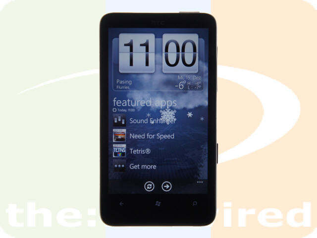 The updated HTC Hub for Windows Phone 7 - HTC updates HTC Hub, one step closer to a Sense experience on Windows Phone 7