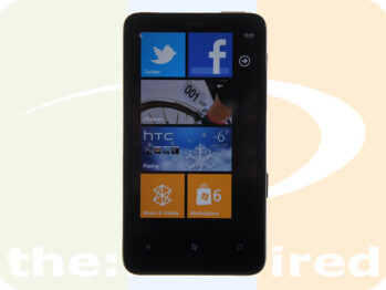 The updated HTC Hub for Windows Phone 7
